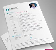 free creative resume templates for an effective careerfree vita resume template