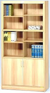 office depot bookcases wood. Office Bookcase With Doors Depot Bookcases Heritage Hill Cherry . Wood