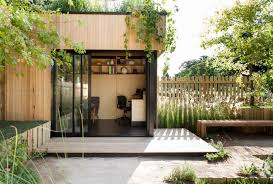 small outdoor office. View In Gallery Wooden Garden Office Small Outdoor