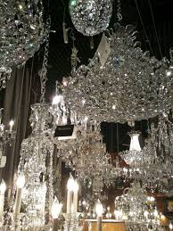 crystal trinkets and chandeliers can also be cleaned with some windex