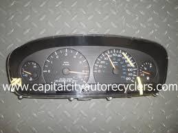 Chrysler, Dodge, Plymouth Speedometer, Insturment cluster repairs