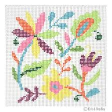 KB 1434 - Mexican Embroidery - Margarita – Kirk & Bradley