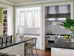 Painting Kitchen Cabinets Grey Painting Kitchen Cabinets White Grey Granite Countertops Glass