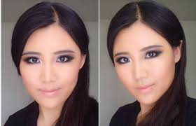how to look like victoria beckham 39 s smokey look black smokey asian eyes transformation you
