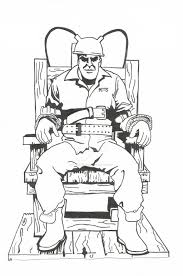 Electric Chair Drawing Easy 87646 Clip Art Library