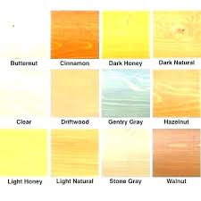 Popular Wood Stain Colors Bintangselatan Co