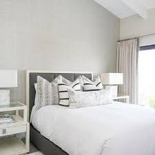 White Marble Bedroom Lamps Design Ideas