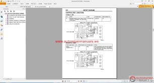 mitsubishi pajero wiring diagrams pdf lorestanfo wiring diagram Trans Wiring Diagrams Manual 1999 Mercedes Mercedes Mercedes E-Class at Pajero Wiring Diagram Pdf