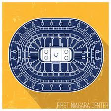 Buffalo Sabres Arena Seating Chart