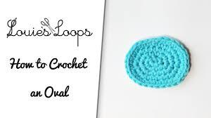 Crochet Oval Pattern Cool Inspiration Ideas