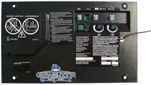 craftsman door opener. Sears Craftsman Garage Door Opener Circuit Board R