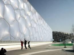 <b>Watercube</b> - National Acquatics Centre | PTW Architects