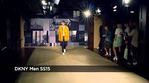 <b>DKNY Men</b> SS15 at London Collections <b>Men</b> - YouTube