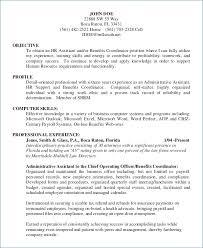 Payroll Administrator Resume Getmytune Com
