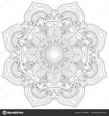 Kleurplaten Voor Volwassenen Mandala Bloemen Cyamidtracker 100
