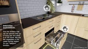 virtual kitchen countertop