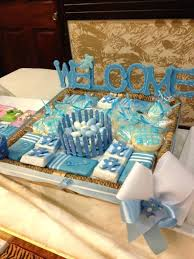 Baby Shower Tray Decoration Burger King Birthday Party Package Lebanon Exciting Baby Shower 2