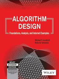 Goodrich Tamassia Algorithm Design Buy Algorithm Design Foundations Analysis And Internet
