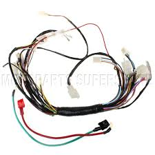atv harness new main wiring harness 110cc 125cc taotao atvs quads four wheeler