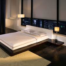 Nice Bedroom Nice Bed Design With Small Beds And Solid Wood Floor Have Floor