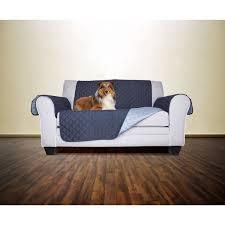 FurHaven Reversible Water resistant Pet Furniture Protector Free