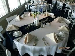 round mirror for centerpiece table centerpieces weddings