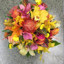 kauai wedding flowers hawaii bridal bouquets and tropical flower leis from mr flowers kauai
