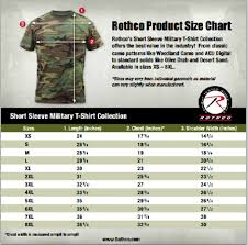 Rothco Men Camo T Shirts Hawkins Footwear Sports