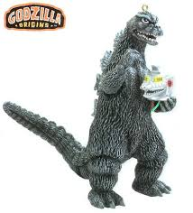 American Greetings/Carlton Cards/Heirloom Godzilla Ornaments ...