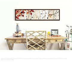horizontal wall art uk