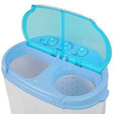 Mini Clothes Washer 9lb Mini Washer And Spin Dryer Portable Compact Laundry Combo
