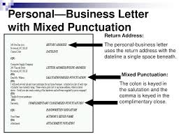 Ppt Types Of Letters Powerpoint Presentation Id 1651173