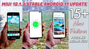 install MIUI 12.5 By Xiaomi Eu 21.1 ...