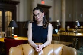 Barnard An 's Of Debora Spar President Nine End Era year Examining qOgCxTCw
