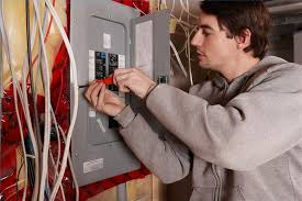 how to find the fuse box or circuit breaker box ehow how to find fuse box friday the 13th at How To Find A Fuse Box