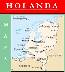 Frete grátis em itens selecionados. Mapa De Holanda