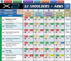 p90x2 excel worksheet shoulders arms