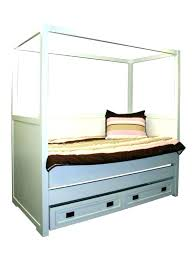 Canopy Bed With Storage Canopy Bed Storage – blacknovak.co