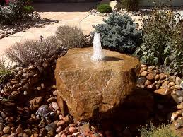 water rock fountain peaceful inspiration ideas 19 adding a feature