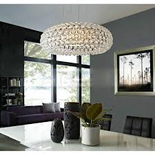 Living Room Pendant Lighting Modern Foscarini Caboche Acrylic Ball Living Room Pendant Lamps
