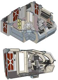 Thingiverse is a universe of things. Starfleet Ships Startreksetplans Submitted 3d Modelled Cutaway