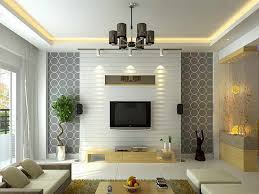 Modern Living Room Accent Wall Ideas With Nice Modern Furniture Set