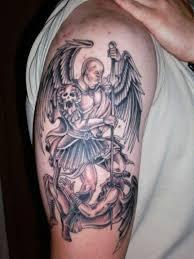 Angel Tetování Symboly