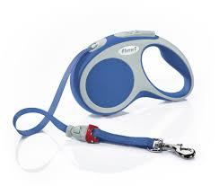 Поводок-<b>рулетка</b> Flexi Vario S, лента, для мелких собак до 15 кг ...