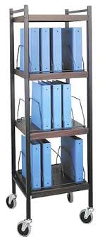 Chart Rack 15 Binder Capacity
