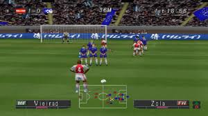 FA Premier League 2002-2003 - Playstation 1 - YouTube