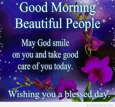 Blessed Morning Quotes Unique Blessing Good Morning Quote Picture