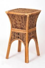 panama square round counter table base antique honey finish