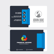 2019 Business Card Designs Professional Business Card Vc118 Professional Business