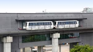 Mover System Frankfurt Airport Opens New Sky Line People Mover Station At